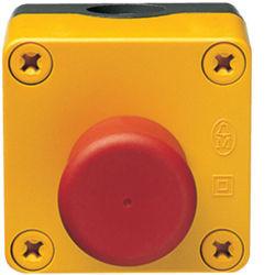 MZ530N - Botão paragem emergência p/MZ521N HAGER EAN:3250614565175