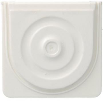 WNA691B - cubyko - Entrada p/ tubo/cabo, branco HAGER EAN:3250617175913