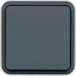 WNC001 - cubyko s - Comutador escada, cinzento HAGER EAN:3250617170017