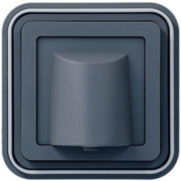 WNE155 - cubyko e - Saída de cabo, cinzento HAGER EAN:3250617172554