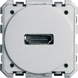 WXF632 - gallery 2M Tomada HDMI, paraf. HAGER EAN:3250617198899