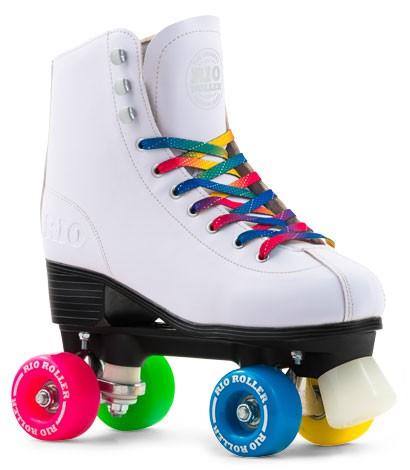 rio roller figure white