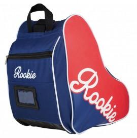 Rookie Logo Boot Skate Bag Azul/Vermelho