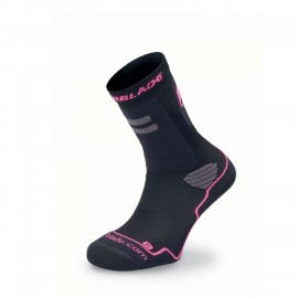 Imagens Meias Skating High Performance W Rollerblade Negro/Rosa