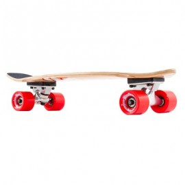 Imagens Mindless Longboard Stained Daily - Natural / Branco