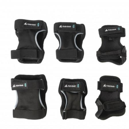 Rollerblade Skategear - 3 Pack Black