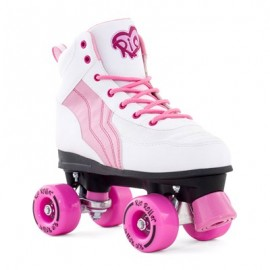 Imagens Rio Roller Pure - White / Pink Jr
