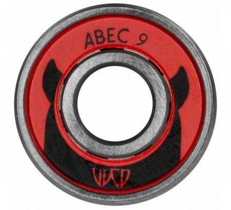 WICKED Rolamentos Freespin ABEC 9 - Unidade