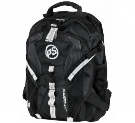 Powerslide Fitness Backpack Black