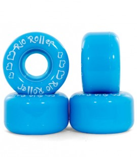 Imagens Rio Roller Coaster Wheels 58x32mm (Pack 4un)