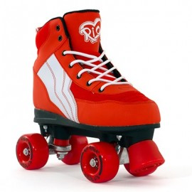 Imagens Rio Roller Pure - Red / White Jr