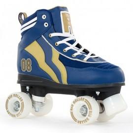 Rio Roller Varsity Adult Blue/Gold
