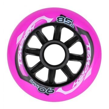 Tempish Radical Color Wheel 4x90mm 85A Purple