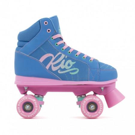 Rio Roller Lumina - Blue/Pink