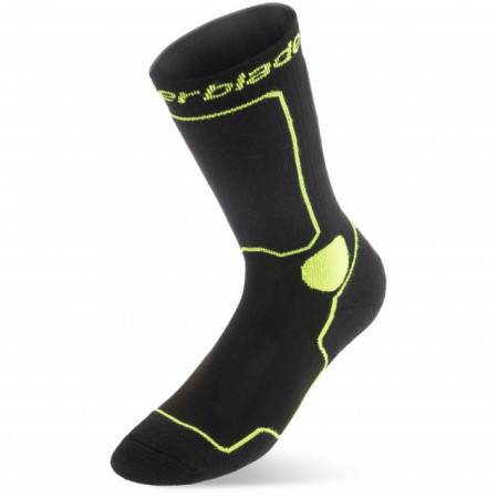 Rollerblade Skate Socks - Preto/Verde
