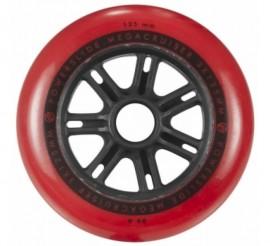 Imagens Powerslide Megacruiser Wheel 125mm / 86A Red