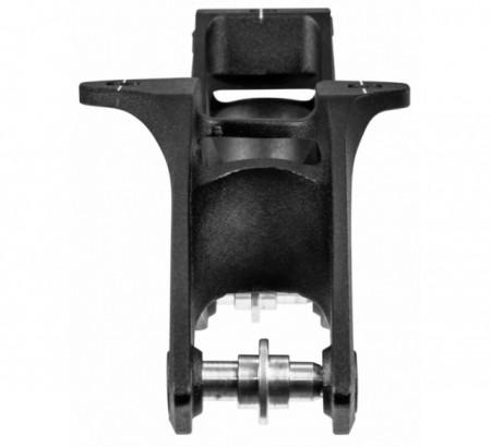 "Powerslide Trinity Elite Casted MG Frame 12,5"" 3x125mm Black"