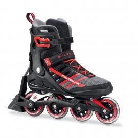 Rollerblade Macroblade 84 ABT Black/Red