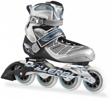 Rollerblade Tempest 90 Cinza / Azul