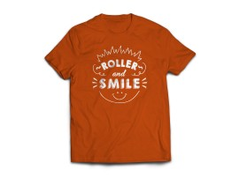 Imagens RS T-shirt Roller And Smile