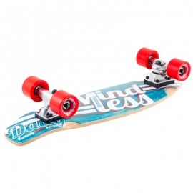 Imagens Mindless Longboard Stained Daily - Azul / Branco