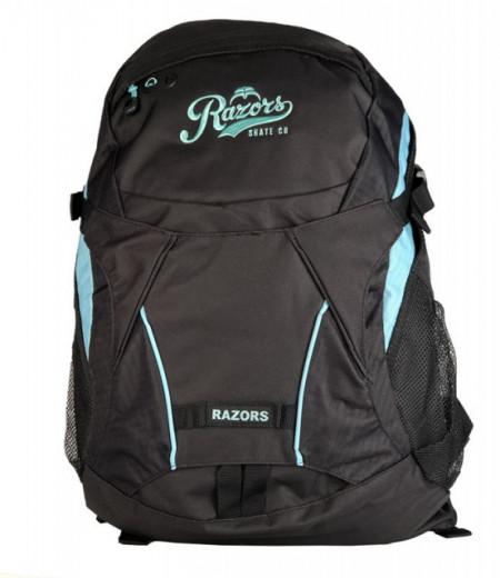 Razors Backpack Humble black/mint