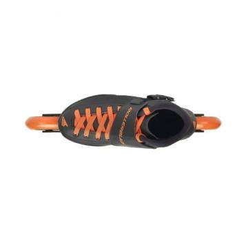 Rollerblade Powerblade JR - Preto/Laranja