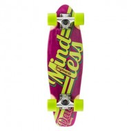 Mindless Longboard Stained Daily - Violeta / Verde