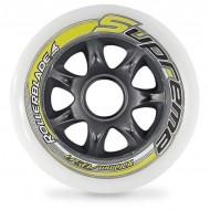 Rollerblade Supreme Wheels 100mm/85A - Pack 8un
