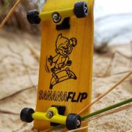 Bullgod Finger Skate Banana Flip