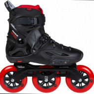Powerslide Imperial Black/Red 110