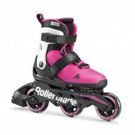 Rollerblade Microblade 3WD G - Branco/Rosa