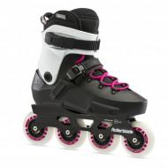 Rollerblade Twister Edge W - Black/Magenta