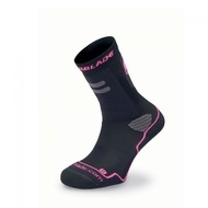 Calcetines High Performance W RB Negro/Fucsia
