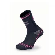 High Performance Socks Woman Black/fuchsia