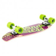 Mindless Longboard Stained Daily - Roxo / Verde