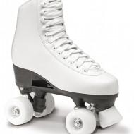 PLAYLIFE Classic White - Roller skates - Ajustáveis