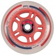 Powerslide F1 Wheels 80mm/82A Set