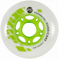 Powerslide Hurricane 80mm/85A Green Core - unit