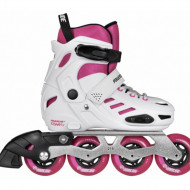 Powerslide Khaan Junior SQD Pink