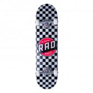 "RAD Checkers Skate Completo 8"""