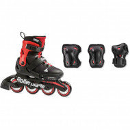 Rollerblade Microblade Combo Black/Red