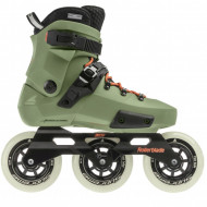 Rollerblade Twister Edge 3WD 110 - Olive