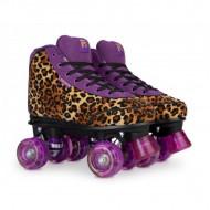 ROOKIE Rollerskates Harmony Leopard