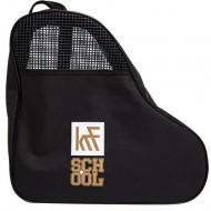 KRF Saco Porta Patins School Negro