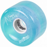 Chaya Led Wheels - Neon Blue - 65*38m/78a, 4-Pack
