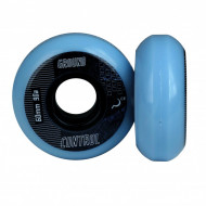 Ground Control Earth City Wheels 60mm 90A Blue (4 pack)