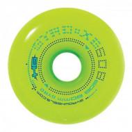GYRO Wheels Slalom XG 80mm/85A - Green - Unid.