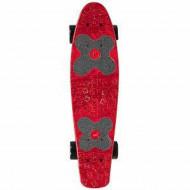 Juicy Susi Plastic Board - Red Zora