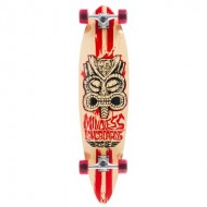 Mindless Longboard Tribal Rogue II - Natural / Vermelho